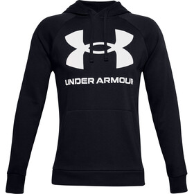 Under Armour Rival Fleece Big Logo Hættetrøje Herrer, sort